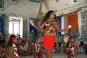 Takaroa, Tuamotu Islands, French Polynesia, (Editorial use only)<br />