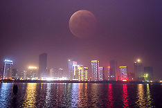 OCT 08 2014 Blood Moon