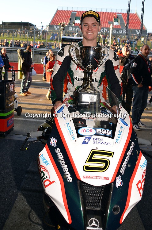 #5 Stuart Easton Rapid Solicitors Kawasaki British Superbikes