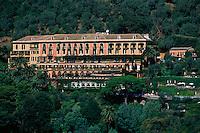 2000, Portofino, Italy --- Luxury Hotel in Portofino --- Image by © Owen Franken/CORBIS