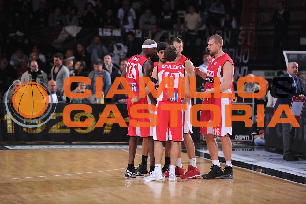 DESCRIZIONE : Caserta Lega A 2011-12 Pepsi Caserta Scavolini Siviglia Pesaro<br /> GIOCATORE : Team Scavolini Siviglia Pesaro<br /> SQUADRA : Scavolini Siviglia Pesaro<br /> EVENTO : Campionato Lega A 2011-2012<br /> GARA : Pepsi Caserta Scavolini Siviglia Pesaro<br /> DATA : 12/11/2011<br /> CATEGORIA : rtratto<br /> SPORT : Pallacanestro<br /> AUTORE : Agenzia Ciamillo-Castoria/GiulioCiamillo<br /> Galleria : Lega Basket A 2011-2012<br /> Fotonotizia : Caserta Lega A 2011-12 Pepsi Caserta Scavolini Siviglia Pesaro<br /> Predefinita :