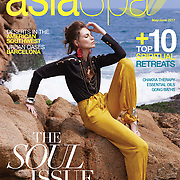 Asia Spa - Cover Story<br /> Photographer: Jesper Mcilroy