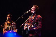 Steven McKellar and Kevin Dailey of Civil Twilight perform on March 24, 2014 at the Pikes Peak Center in Colorado Springs, Colorado