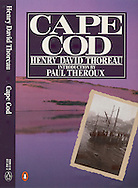 Cape Cod, Henry David Thoreau, Book COver