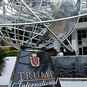 SUNNY ISLES BEACH, FL - OCTOBER 25, 2016:<br /> The Trump International Beach Resort in Sunny Isles Beach. Russian realtors like Roman Brokeria have tapped into the Russian speaking customer base for Trump properties. (Photo by Angel Valentin/For The Washington Post)