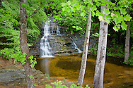 Wild Cat Falls - South Carolina