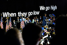 20160928 - Michelle Obama at Voter Registration Rally at LaSalle University - BS1185