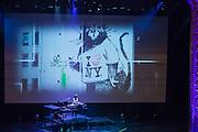 Brooklyn, NY - 8 May 2014. Birth of a Hop-Hop Nation at BAM's Harvey Theater.