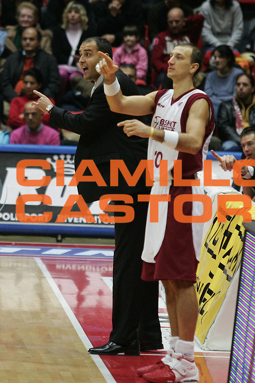 DESCRIZIONE : Livorno Lega A1 2005-06 Basket Livorno Caffe Maxim Bologna<br />GIOCATORE : Moretti Abbio<br />SQUADRA : Basket Livorno<br />EVENTO : Campionato Lega A1 2005-2006<br />GARA : Basket Livorno Caffe Maxim Bologna<br />DATA : 20/11/2005<br />CATEGORIA : <br />SPORT : Pallacanestro<br />AUTORE : Agenzia Ciamillo-Castoria/G.Ciamillo