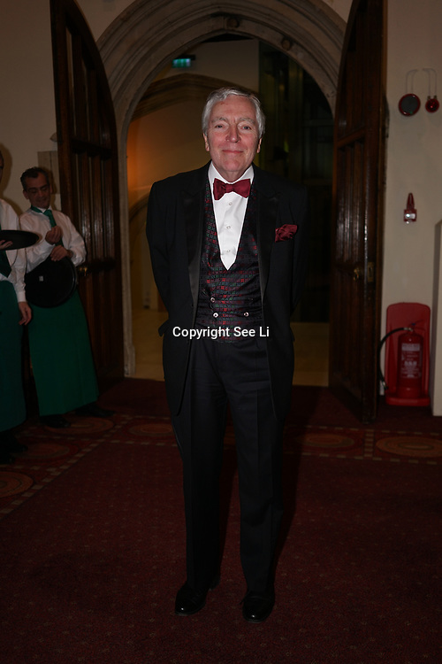 London,England,UK. 31th March 2017: Lord Clement-Jones CBE attends the Athene Festival 2017 at Guildhall,London,UK. by See Li