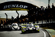 June 10-16, 2019: 24 hours of Le Mans. 4 BYKOLLES RACING TEAM, ENSO CLM P1/01 - GIBSON,  Tom DILLMANN, Oliver WEBB, Paolo RUBERTI