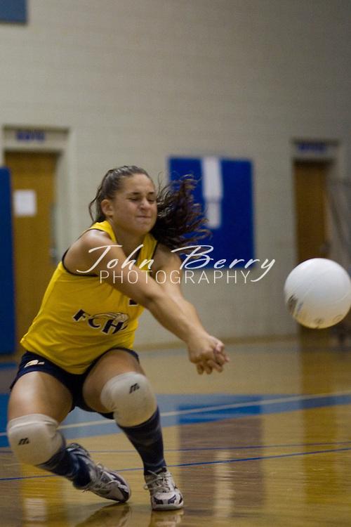 Mountaineer Classic Volleyball Tournament..Rappahannock (2) vs Fluvanna (0)