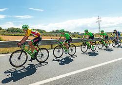 04.07.2017, Pöggstall, AUT, Ö-Tour, Österreich Radrundfahrt 2017, 2. Etappe von Wien nach Pöggstall (199,6km), im Bild Sep Vanmarcke (BEL, Cannondale Drapac Professional Cycling Team) // Sep Vanmarcke (BEL, Cannondale Drapac Professional Cycling Team) during the 2nd stage from Vienna to Pöggstall (199,6km) of 2017 Tour of Austria. Pöggstall, Austria on 2017/07/04. EXPA Pictures © 2017, PhotoCredit: EXPA/ JFK
