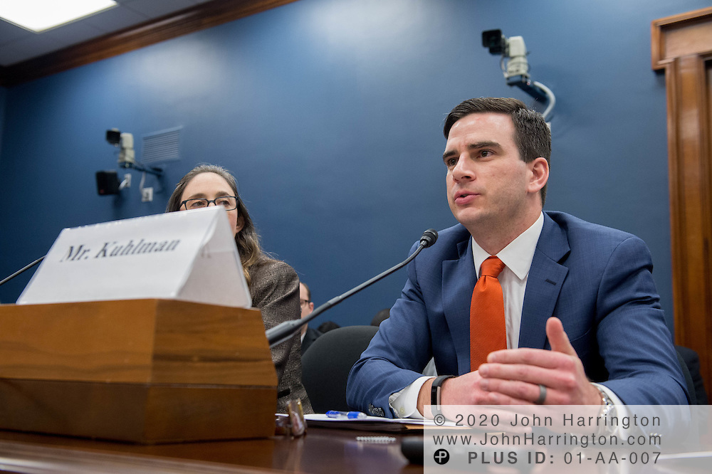 "Mr. Kevin Kuhlman, Director of Government Relations, National Federation of Independent Business testifies before the Small Business Committee of the U.S. House of Representatives titled, ""Reimagining the Health Care Marketplace for America's Small Businesses"", Tuesday, February 7, 2017."