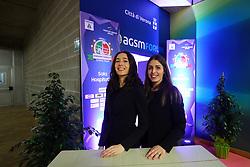 HOSTESS<br /> FINALI SAMSUNG GALAXY A COPPA ITALIA 2018-2019<br /> PALLAVOLO VOLLEY COPPA ITALIA FEMMINILE 2018-2019<br /> VERONA 02-02-2019<br /> FOTO FILIPPO RUBIN / LVF