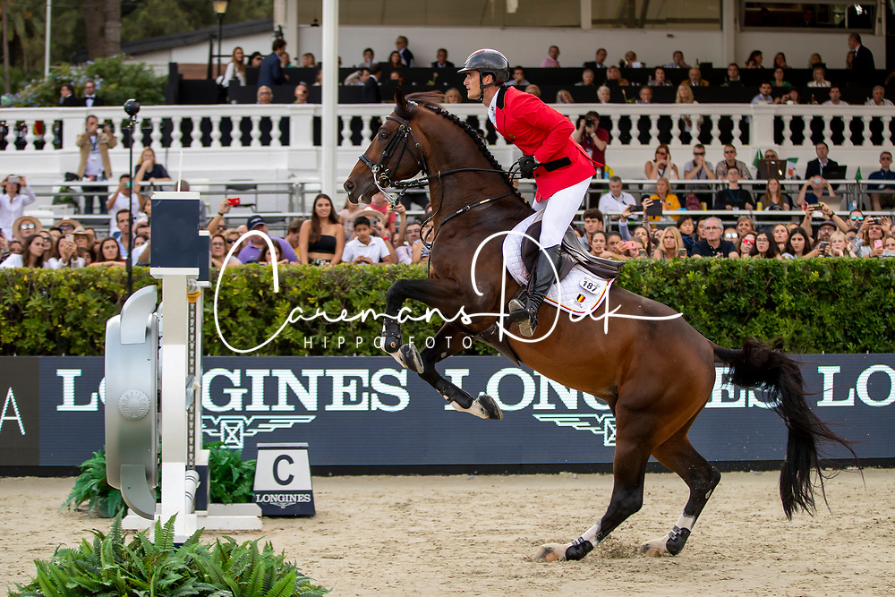 Philippaerts Olivier, BEL, H&M Extra<br /> Longines FEI Jumping Nations Cup Final<br /> Challenge Cup - Barcelona 2019<br /> © Dirk Caremans<br />  06/10/2019