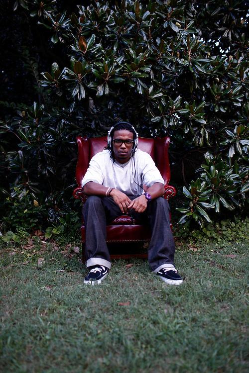 Sam King, Durham, N.C., July 25, 2010..