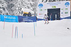 RIEDER Anna-Maria, LW9-1, GER, Women's Slalom at the WPAS_2019 Alpine Skiing World Championships, Kranjska Gora, Slovenia