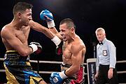 Danish Fight Night i Ceres Arena Aarhus <br /> Ali Mohammed (Denmark) vs Jefferson Vargas (Ecuador)