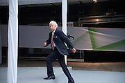 LORD LEVY, Ark- Absolute Return for Kids. Fundraiser at Waterloo Euroster terminal. London. 13 May 2010. -DO NOT ARCHIVE-© Copyright Photograph by Dafydd Jones. 248 Clapham Rd. London SW9 0PZ. Tel 0207 820 0771. www.dafjones.com.