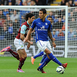 Leicester v Burnley | Premier League | 4 October 2014