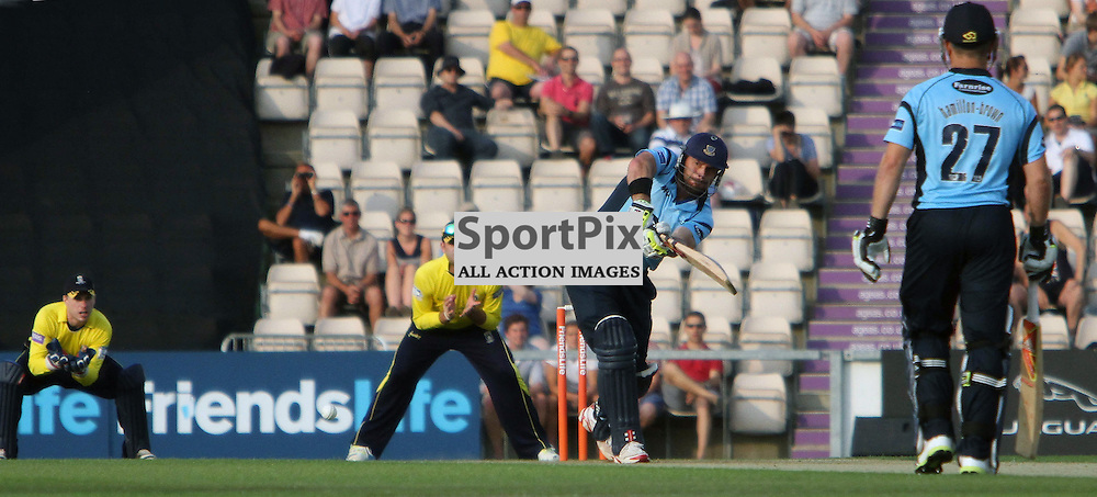 Hampshire Royals v Sussex Sharks, Friends Life t20, at The Ageas Bowl © Phil Duncan | SportPix.org.uk