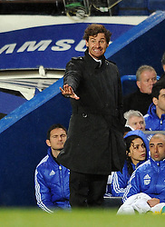12.12.2011, Stamford Bridge Stadion, London, ENG, PL, FC Chelsea vs Manchester City, 15. Spieltag, im Bild Chelsea's Frank Lampard looks dejected behind manager Andre Villas-Boas during the football match of English premier league, 15th round, between FC Chelsea and Manchester City at Stamford Bridge Stadium, London, United Kingdom on 2011/12/12. EXPA Pictures © 2011, PhotoCredit: EXPA/ Propagandaphoto/ Chris Brunskill..***** ATTENTION - OUT OF ENG, GBR, UK *****