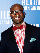 Taye Diggs attends the Alvin Ailey American Dance Theater opening night Gala at City Center in New York City, New York on December 04, 2013.