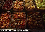Peaches, Fruits, Roadside Stand, Southeast PA