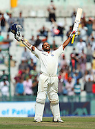 Cricket - India v Australia 3rd Test Day 3 Mohali