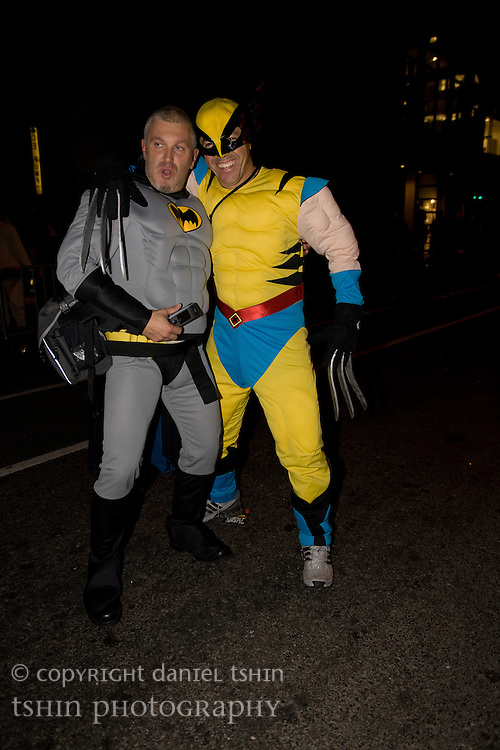Batman and the Wolverine