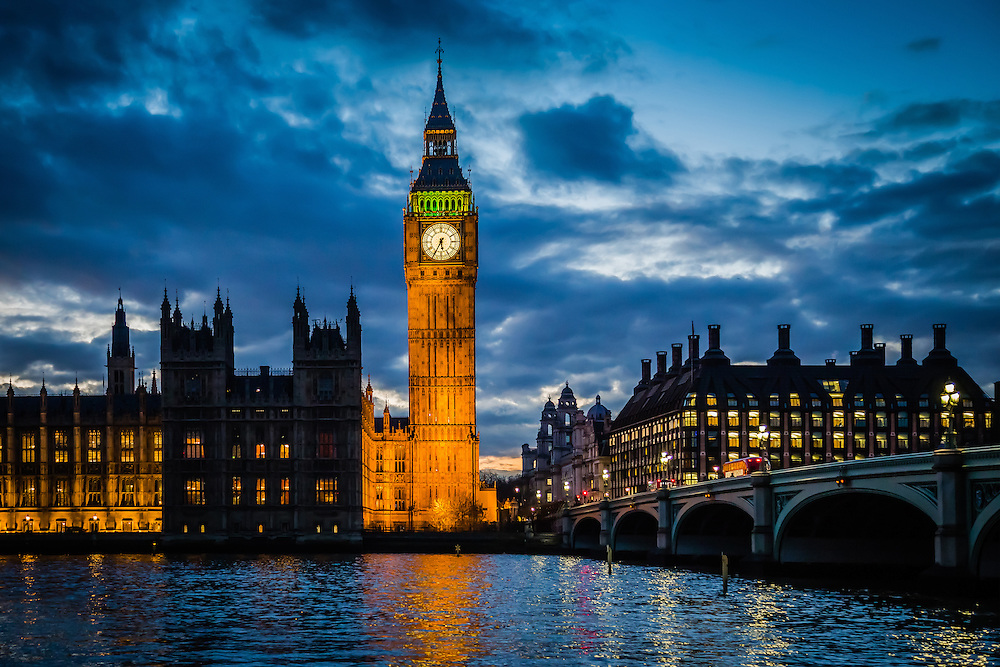 Big Ben, London, England