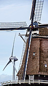 Highest Windmill Netherlands