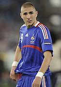 Karim Benzema of Lyon and France.