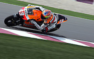 Argentina's Sebastian Porto, 250cc, MOTO GP, Commercial Bank Grad Prix, Losail International Circuit, 8 Apr 06