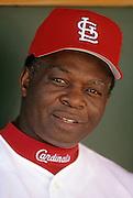 St. Louis Cardinal Baseball Lou Brock