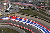 Jenson Button (GBR) McLaren MP4-29.<br /> United States Grand Prix, Saturday 1st November 2014. Circuit of the Americas, Austin, Texas, USA.