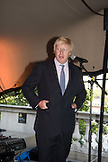 BORIS JOHNSON, Opening of Photo London,  Somerset House. London. 20 May 2015