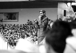 Cuba, Avana  -  July 28, 1978.Fidel Castro. (Credit Image: © Carulli/Fotogramma/Ropi via ZUMA Press)
