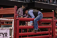 Xtreme Bulls event at Bismarck Rodeo on Thursday, Feb. 1, 2018