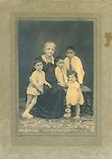 1929 John & Co Photographers..van Langenberg Family