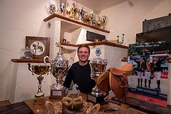 WERNKE Jan<br /> Pokale<br /> Holdorf - Homestory Jan Wernke 2020<br /> www.sportfotos-lafrentz.de/Stefan Lafrentz<br /> 19. Februar 2020