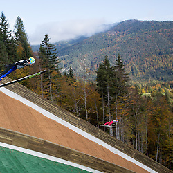 20121014: SLO, Ski jumping - Opening of the reconstructed Bloudek's hill in Planica