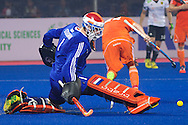 07 GER vs NED : a stop for Jaap Stockmann