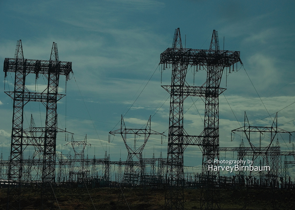 Lake Powel Power Station