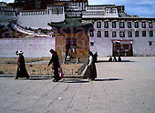 TIBET CHINA LHASA AND KHAM