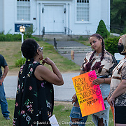 Taken at the Gilmanton NH Black Rights Matter vigil on November 20, 2020.