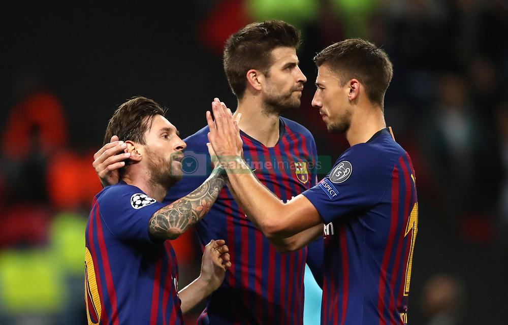 صور مباراة : توتنهام - برشلونة 2-4 ( 03-10-2018 )  38929310