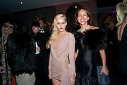 ALICE DELLAL; ANDREA DELLAL, Natalia Vodianova and Lucy Yeomans co-host The Love Ball London. The Roundhouse. Chalk Farm. 23 February 2010.  To raise funds for The Naked Heart Foundation, a children's charity set up by Vodianova in 2005.<br /> ALICE DELLAL; ANDREA DELLAL, Natalia Vodianova and Lucy Yeomans co-host The Love Ball London. The Roundhouse. Chalk Farm. 23 February 2010.  To raise funds for The Naked Heart Foundation, a childrenÕs charity set up by Vodianova in 2005.