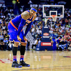 03-28-2016 New York Knicks at New Orleans Pelicans
